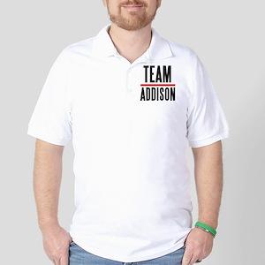 Team Addison Grey's Anatomy Golf Shirt