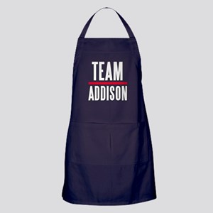 Team Addison Grey's Anatomy Apron (dark)