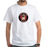 Seattle Pug Rescue White T-Shirt