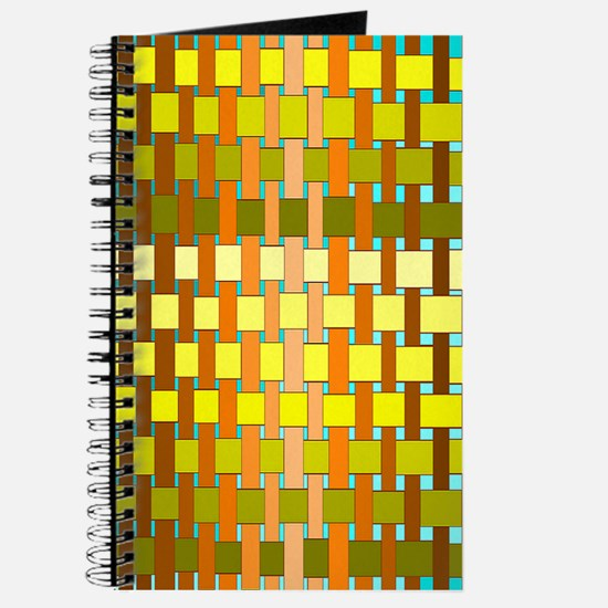 BASKET WEAVE Journal