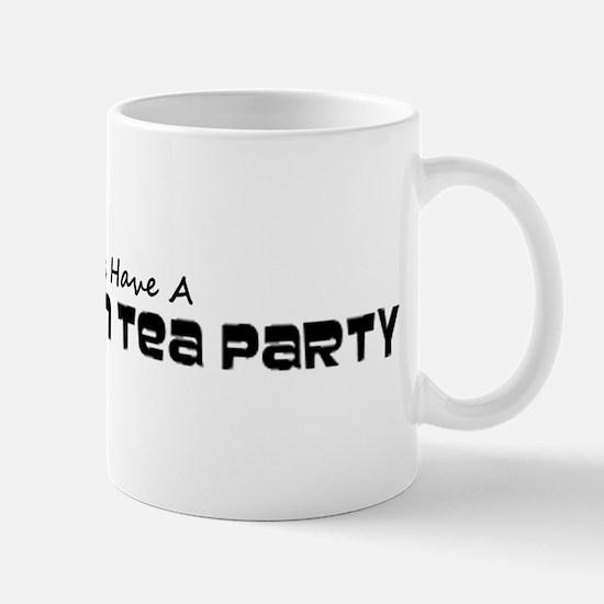 Unique Let%27s have a party Mug