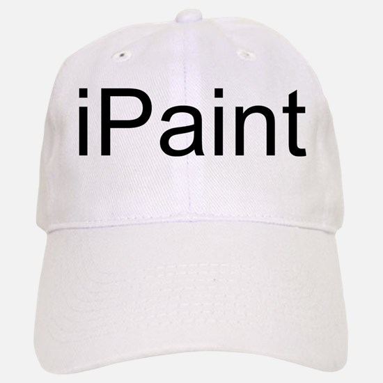 iPaint Baseball Baseball Cap