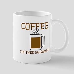 Coffee: The 3rd Sacrament Mug