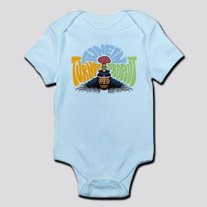 Tune In, Turn On, Drop Out Infant Bodysuit