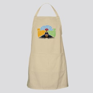 Tune In, Turn On, Drop Out Apron