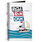 Sea Captain Journal Notebook