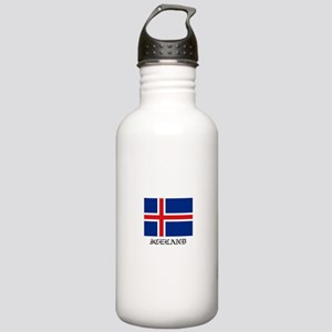 Iceland Stainless Water Bottle 1.0L