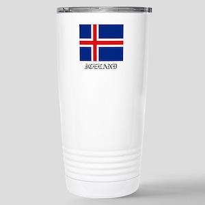 Iceland Stainless Steel Travel Mug