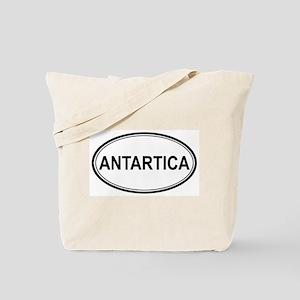 Antarctica Euro Tote Bag