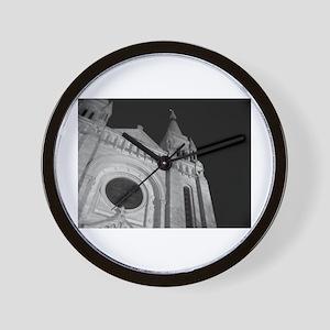 Cathedral 4 Wall Clock