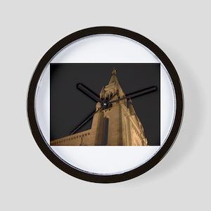 Cathedral 5 Wall Clock