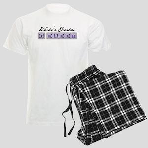World's Greatest G-Daddy Men's Light Pajamas