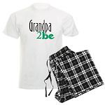 Grandpa to Be Men's Light Pajamas