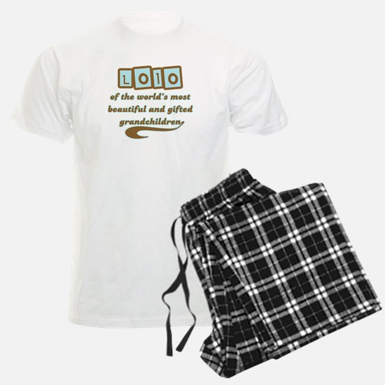 Lolo of Gifted Grandchildren Pajamas