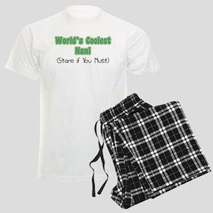 World's Coolest Nani Men's Light Pajamas
