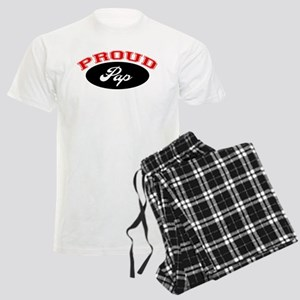 Proud Pap Men's Light Pajamas