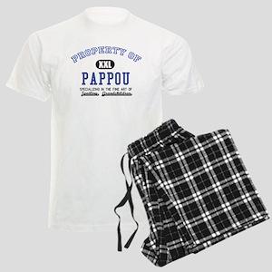 Property of Pappou Men's Light Pajamas