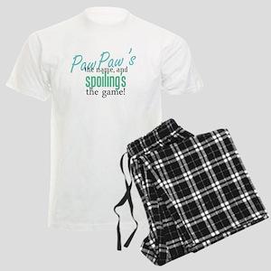 PawPaw's the Name! Men's Light Pajamas