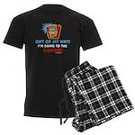Out of my way! Men's Dark Pajamas