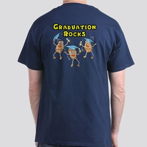 Graduation Rocks Dark T-Shirt