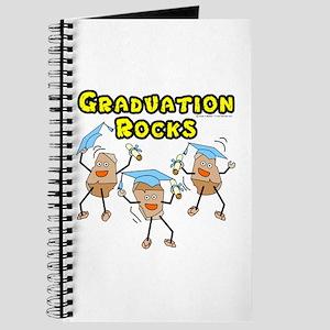 Graduation Rocks Journal