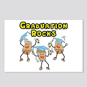 Graduation Rocks Postcards (Package of 8)