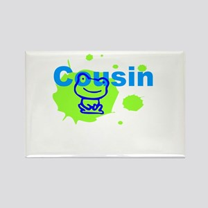 Cousin Gift Rectangle Magnet