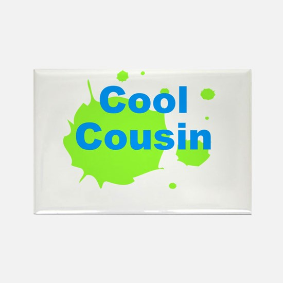Cool Cousin Rectangle Magnet