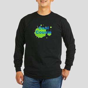 Cool Cousin Long Sleeve Dark T-Shirt