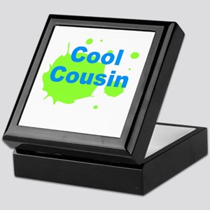 Cool Cousin Keepsake Box