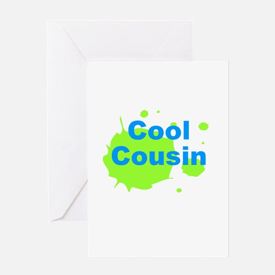 Cool Cousin Greeting Card