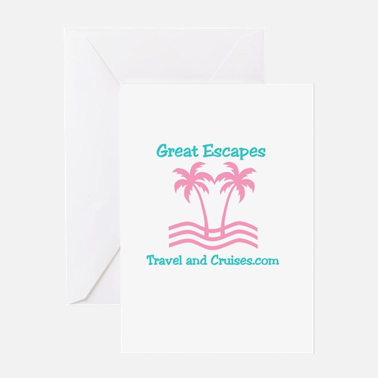 Unique Family cruise Greeting Card