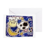 Cow Greeting Cards (Pk of 20)