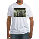 Misfits Rehab Wildlife Fitted T-Shirt