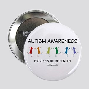 "Autism Difference 2.25"" Button"