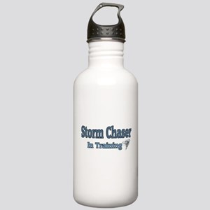 Storm Chaser In Training Stainless Water Bottle 1.