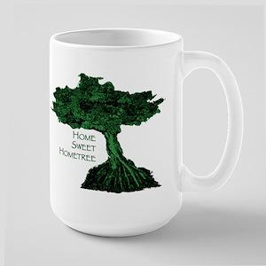 Hometree Large Mug