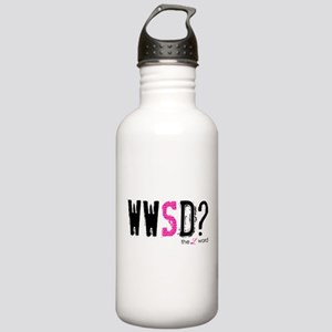 the L word Stainless Water Bottle 1.0L