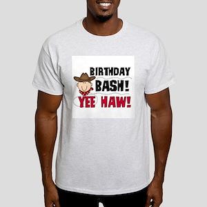 Boys Birthday Bash Light T-Shirt