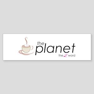 the L word Sticker (Bumper)