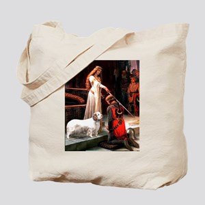 The Accolade & Clumber Tote Bag