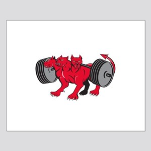 Cerberus Multi-headed Dog Hellhound Powerlifting B