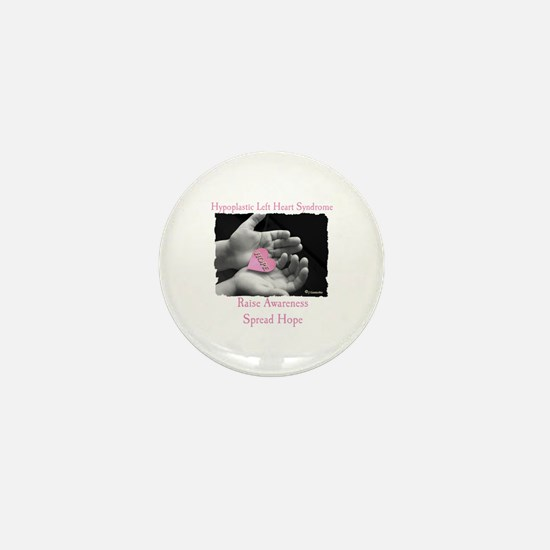 HLHS AWARENESS Mini Button
