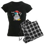 Pirate Penguin Women's Dark Pajamas