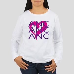 LOVE DANCE Women's Long Sleeve T-Shirt