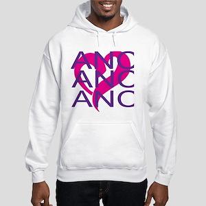 LOVE DANCE Hooded Sweatshirt