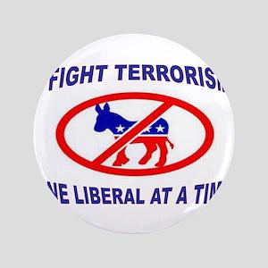 "USA TERRORISTS 3.5"" Button"
