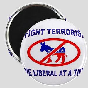 USA TERRORISTS Magnet