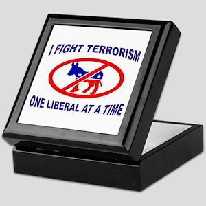USA TERRORISTS Keepsake Box