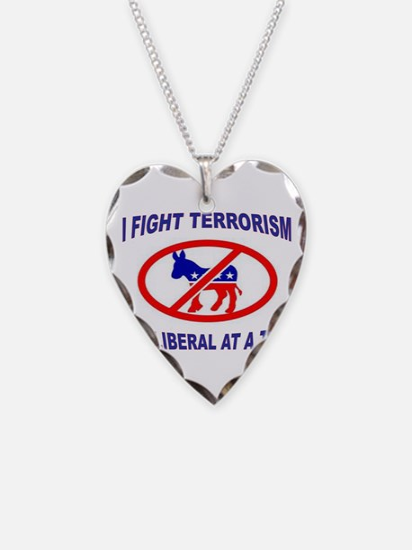 USA TERRORISTS Necklace